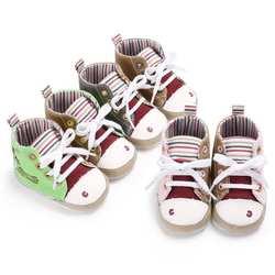 Для маленьких девочек Обувь для мальчиков мягкая подошва для малышей новорожденных Обувь зима no1