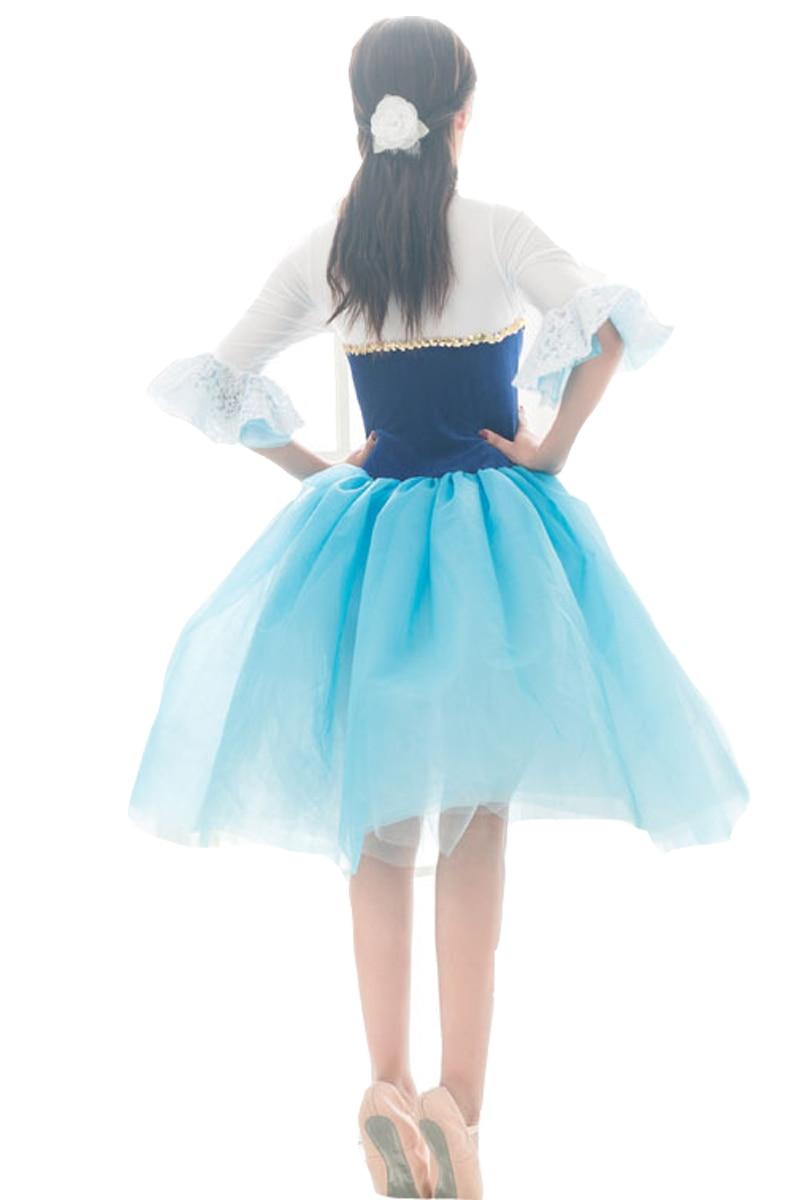 Új lányok balett tánc előadás ruházati ruha Ruházat és jelmez - Jelmezek - Fénykép 2