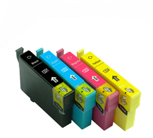 1set Compatible Ink Cartridge T1331 For Epson Stylus T12 T22/TX120/TX420/T12/TX129/TX320F/TX420W/N11/NX125/NX420 printer origial print head printhead for epson xp100 xp101 xp102 xp200 xp201 xp202 me500 me535 me560 tx420 tx430 nx420 sx445 sx430w