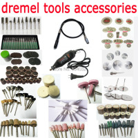 dremel rotary tool kit dremel accessories abrasive head set diamond cutting disc polishing wheel grinding set saw blade mandrel