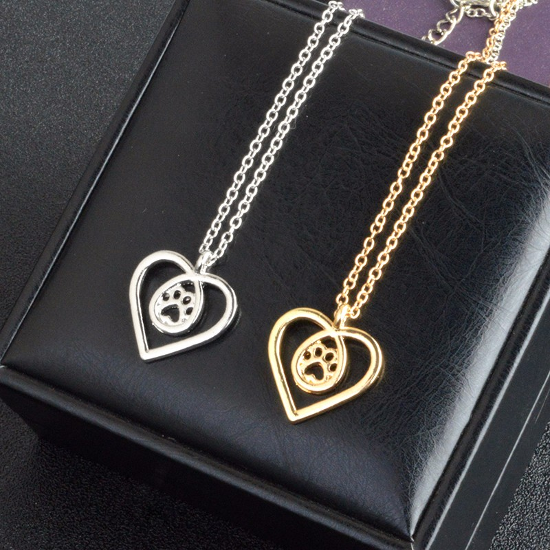 I Love Paw Necklace 17