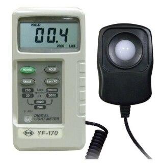 Tenmars YF-170 Digital Light Meter yf 172 tenmars made in taiwan digital light meter with free shipping