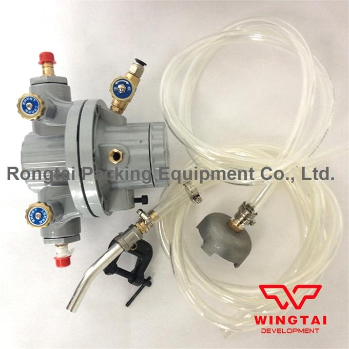 6.66mm Diaphragm Pump BML-5 Single Way Air Operated Diaphragm Pump bml 15c spraying suit two way pneumatic diaphragm ptfe pump