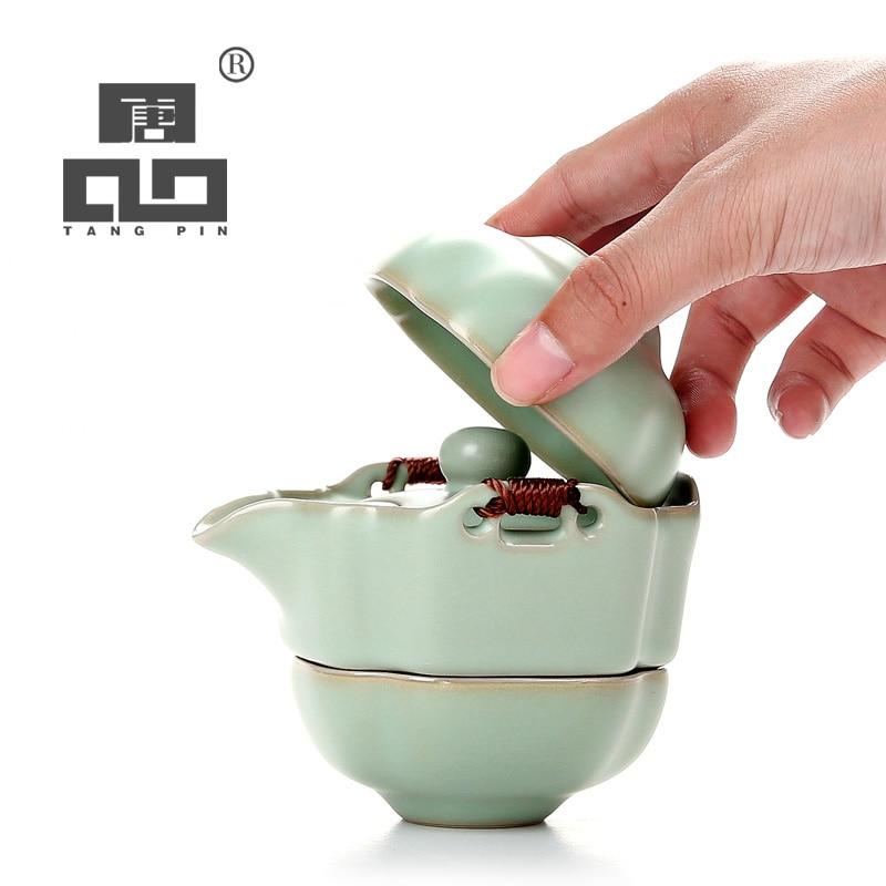 Travel Teaware Bag