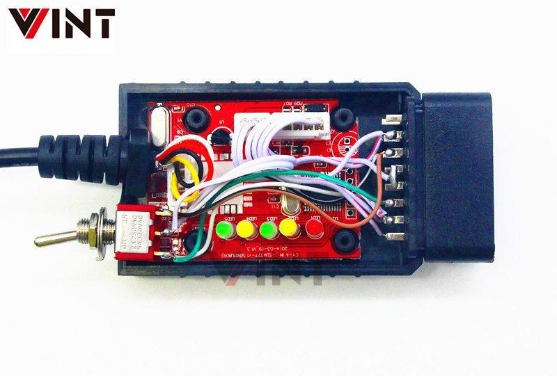 Image 4 - VINT TT55501 ELM327 USB V1.5 modified for Ford Forscan ELMconfig  CH340 25K80 chip HS CAN / MS CAN Free Shippingelm327 usb v1.5elm327  usbelm327 v1.5 usb -