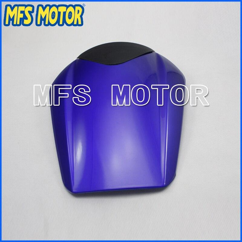 Motorcycle Rear Pillion Blue Seat Cowl Cover For Honda CBR1000RR CBR 1000 RR 2004 2007 05 06