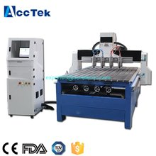 Rotary tools woodworking machinery 1325 cnc lathe machine