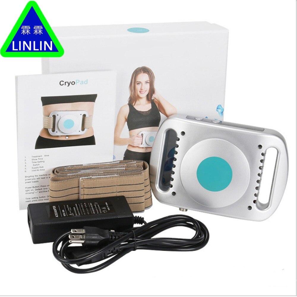 LINLIN de gordura-solúvel corpo-shaping aparelho Doméstico Congelado Moldar O Perdedor Fat-redução de Peso e compacto instrumento cosmetologia