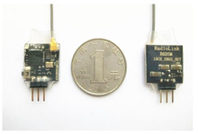 Radiolink R6DSM 2.4G 10 channels Receiver DSSS FHSS Spread Spectrum for Transmitters AT9 AT9S AT10 AT10II