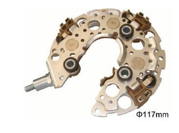 Neue gleichrichter 0215806610 2735703-0070 inr430 rn-46 für toyota lichtmaschine 104210-4470 27060- 0p140 27060-31080 104210-389