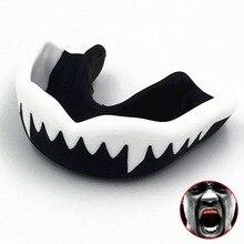 Профессиональная защита рта для взрослых, каратэ, муай, безопасность, мягкая, EVA, Защита рта, защита зубов, спорт, футбол, баскетбол, тайский бокс