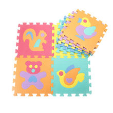 baby Children Foam Mat Puzzle Alphabet  Numbers Animal Soft Eva