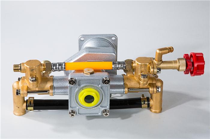 pompă de pulverizare pentru motor cu doi timpi, pompă de alamă - Produse de grădină