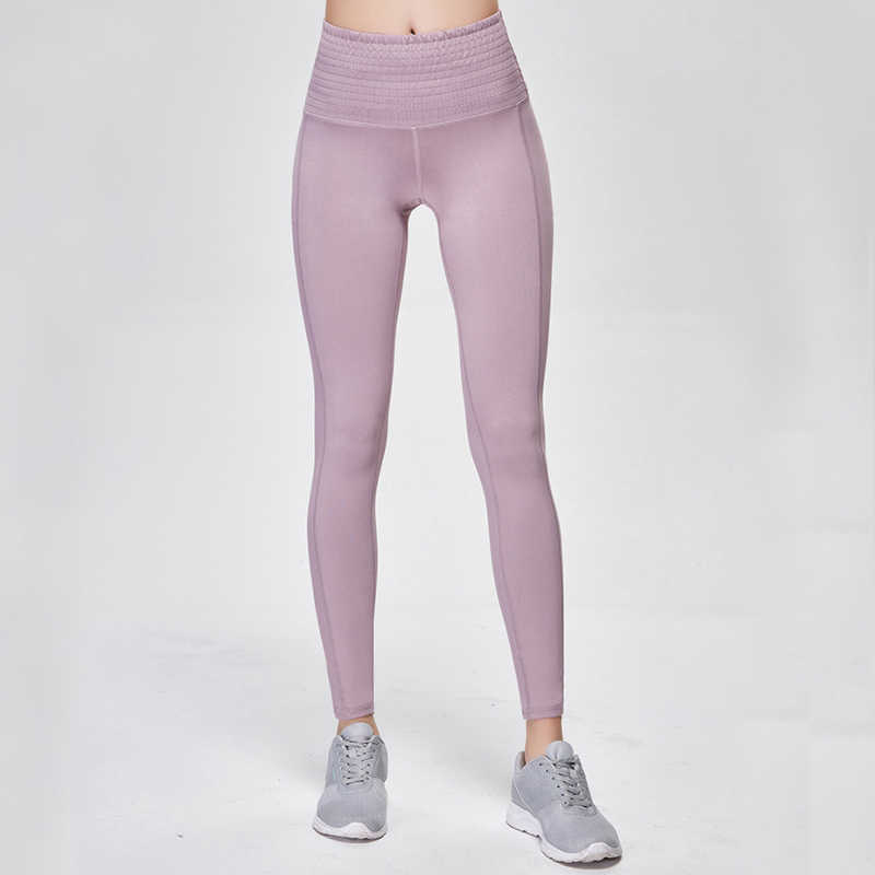 Высокая талия Йога Брюки Акула тренажерный зал бесшовные эластичные леггинсы упражнения колготки женские брюки для фитнеса йога, бег, спорт