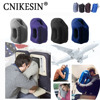 Travel PillowInflatable Pillows Air Soft Cushion Trip Portable Innovative Products Body Back Support Foldable Blow Neck