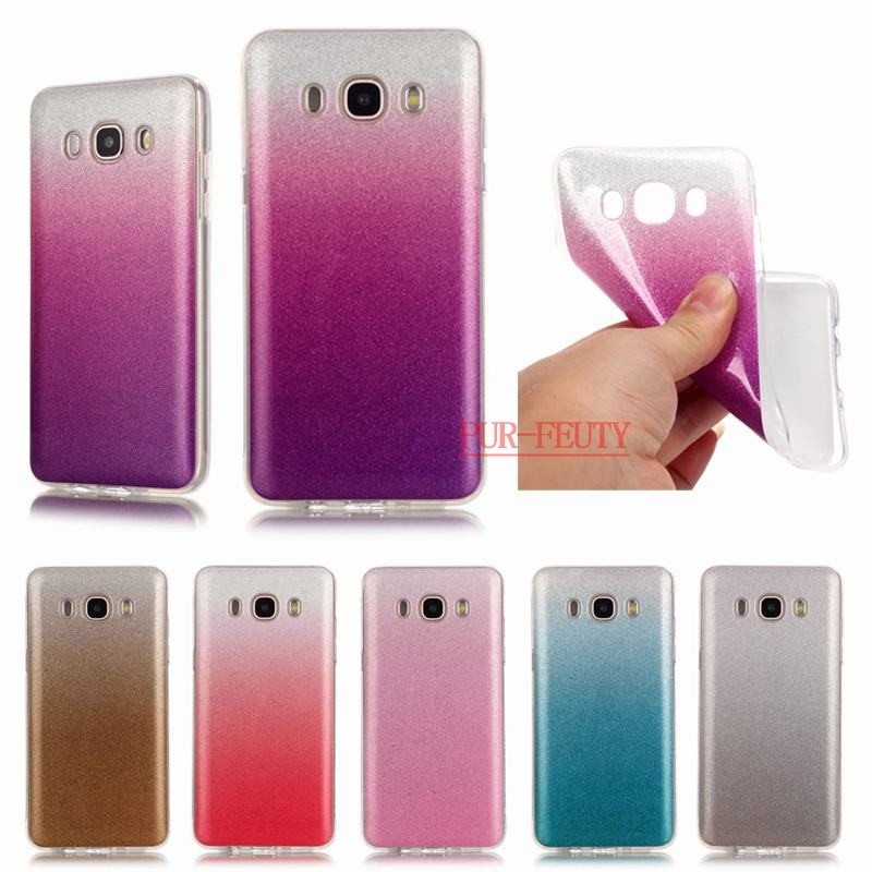 Soft Silicone Case for Samsung Galaxy J7 J 7 2016 SM-J710 SM-J710FN SM-J710FN/DS SM J710 SM J710FN TPU Frame Phone Fitted Case