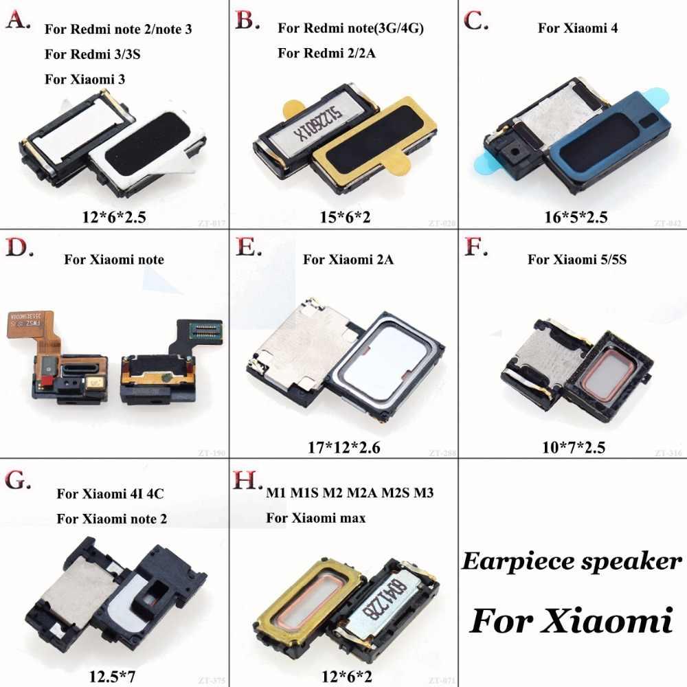 يوشى سماعة الأذن مكبر الصوت استقبال ل xiaomi mi 1 1 ثانية 2 2a 2 ثانية 3 Mi4 ملاحظة 2 ماكس 4c 4i 5 ل redmi 1 ثانية 2 4a 2 ثانية 3x3 ثانية ملاحظة 2 3
