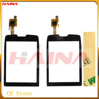 5pcs 10pcs 20pcs/lot Touch Screen Digitizer Assembly For Philips Xenium x526 Sensor Touchscreen Assembly briseis