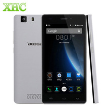 Doogee X5 Pro 5.0 дюймов мобильного телефона Оперативная память 2 ГБ Встроенная память 16 ГБ 2400 мАч Android 5.1 MT6735 Quad Core 4 г LTE Dual SIM OTG ОТА смартфон