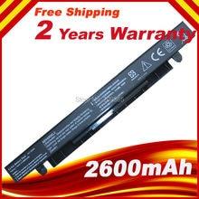 Bateria para Asus A41-x550a A41-x550 A450c A550c F450c F550c F552c K450c K550c R510c X450c X452c X550c X550ca X550cl X550cc