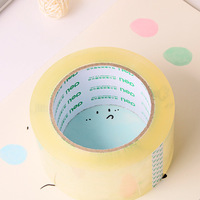1 Pcs 60mm X 100y 60mm X 91 4m Packing Sale Quality Scotch Transparent Adhesive Tape