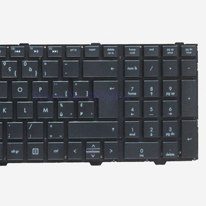 Image 3 - Belgium New Laptop keyboard For HP probook 4540 4540S 4545 4545S 4740 4740S Black BE keyboard without frame