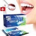 Oral Hygiene Teeth Whitening Strips Professional Bleaching Tooth Whitening Double Teeth Whitening Gel Dental Gel 14 Packs 28 Pcs
