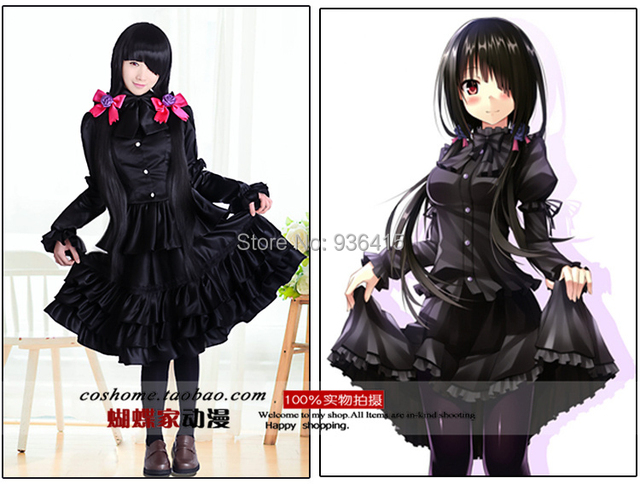 hartley-black-dress-girl-anime-girls