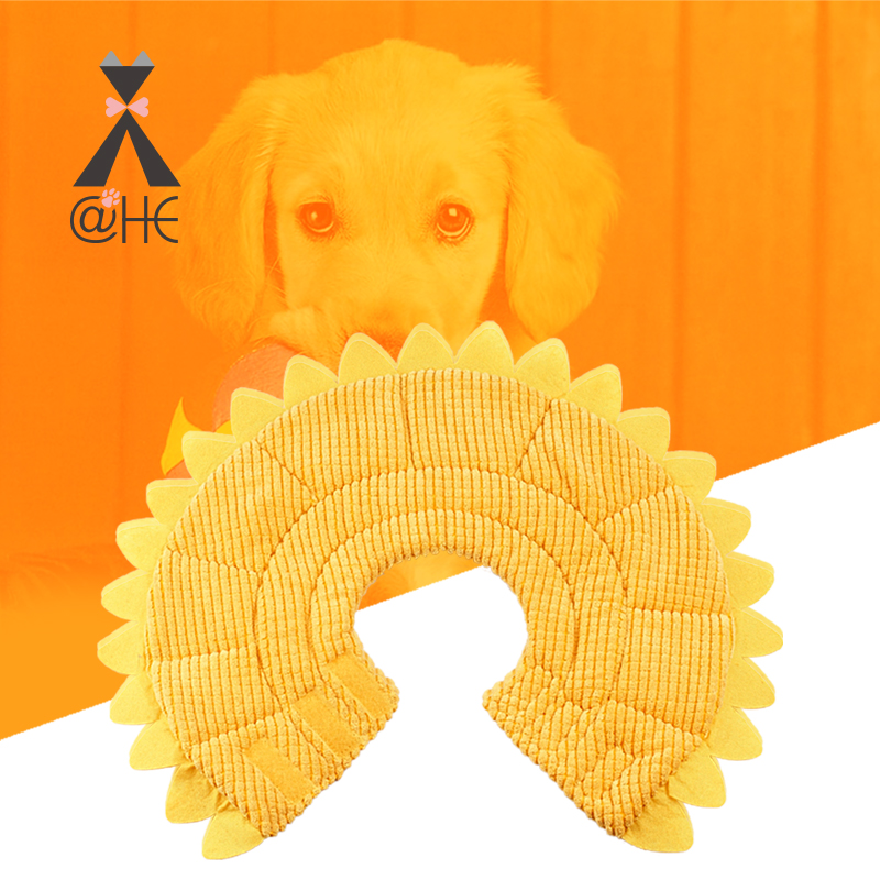 @HE Dog Sun Flower Protective Collars Dogs Puppy Neck Cone Recovery Collar For Kitten Cat Anti-Bite Lick Cats Pets Accessories