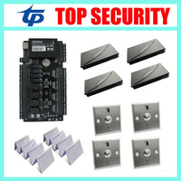 Waterproof Smart Card Access Control System Door Lock System With Free Software TCP IP Communication For