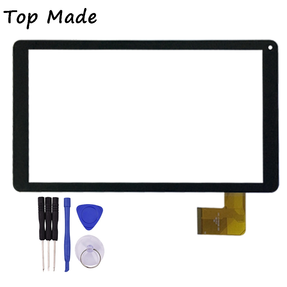 10.1 Inch Touch Screen for Denver TAQ-10172 MK2 Tablet Touch Panel Digitizer Glass Sensor Replacement Free Shipping new 9 touch screen digitizer replacement for denver tad 90032 mk2 tablet pc