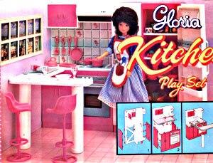 Die Neue Fall Für Barbie Küche Möbel Setzt Geschenkbox Simulation Fantasie Mädchen Spielzeug Küche Zubehör Diversifiziert In Der Verpackung