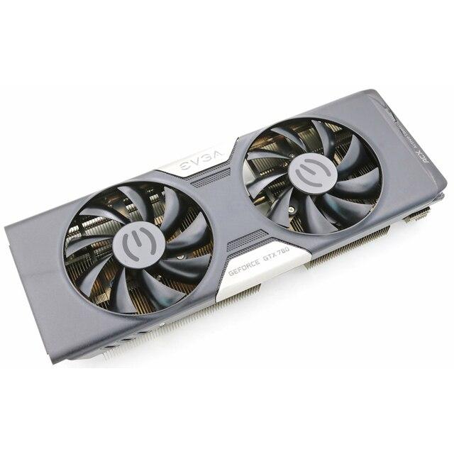 فراء من Kuhlkorper طراز grafikkarte EVGA GeForce طراز GTX 780 سترة مع وسادة برقبة ترامين كومباتيبل GTX780/GTX780Ti/GTX TITAN