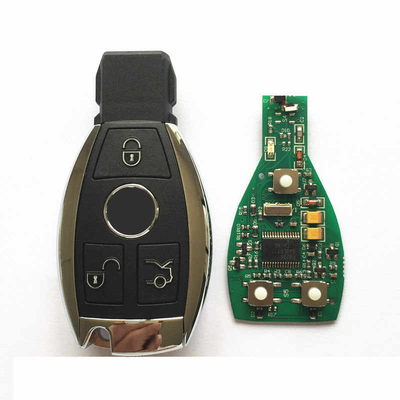 Detail Feedback Questions about DJBFANDEA 3Buttons 433Mhz Remote Key