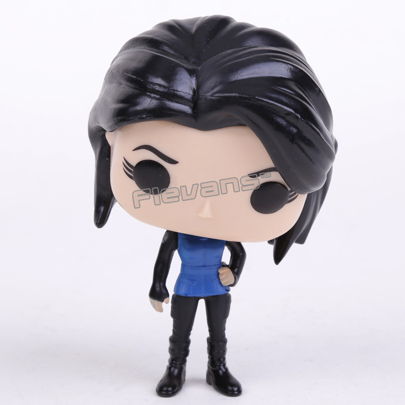 Marvel Agents Of SHIELD AGENT MAY 88 Bobble-head Vinyl Figure Collection Toy Doll 4