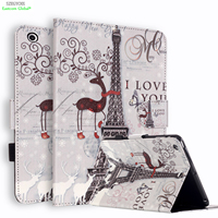 Tablet Case For IPad Mini 123 PU Protetive Stand Smart Cover Silicone Soft Auto Sleep Wake