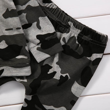 Camouflage 2PCS Clothing Set