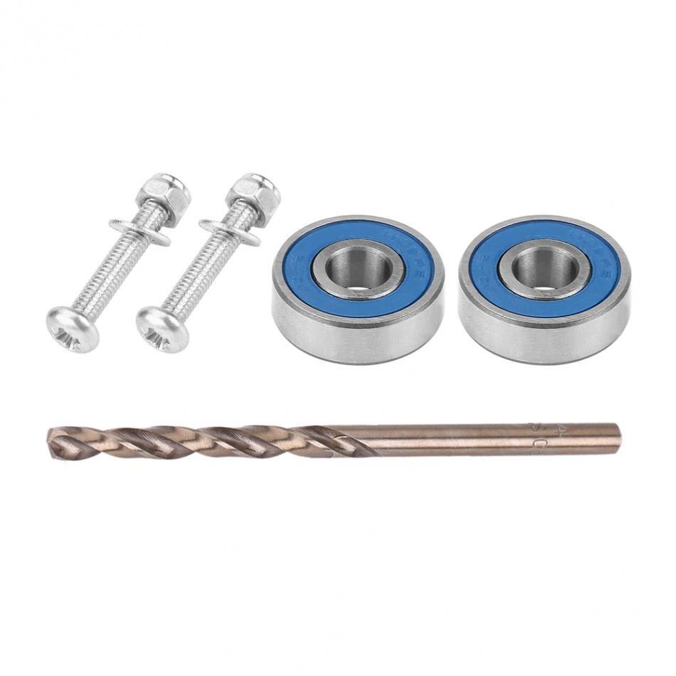 Aluminum Alloy Windscreen Wiper Arm Repair Bearing Fix Kit for Scenic 2 II 2003-2009 2004-2009