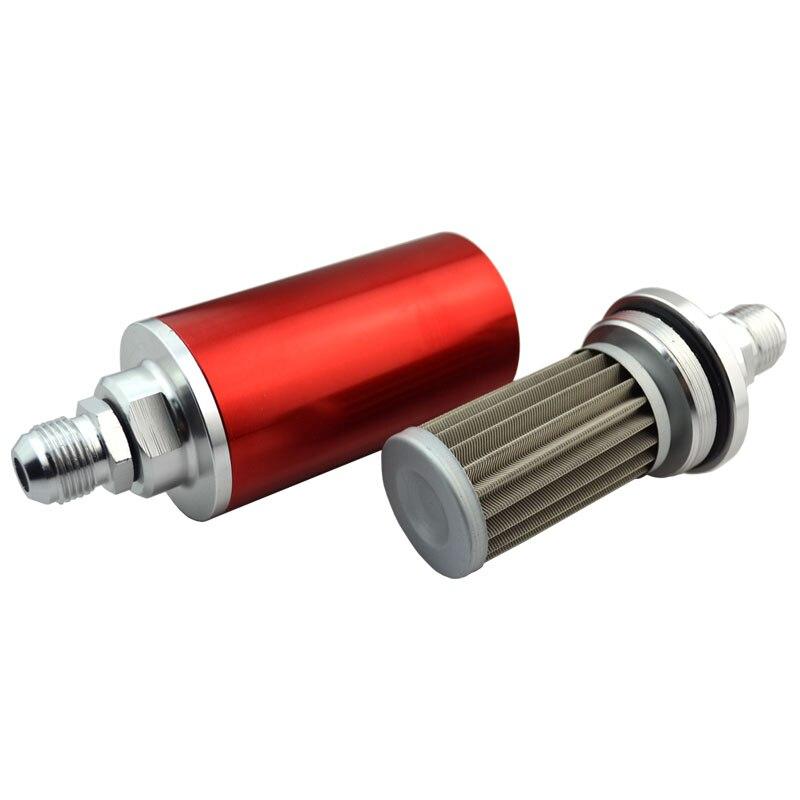 Universal car oil filter fuel an adapter