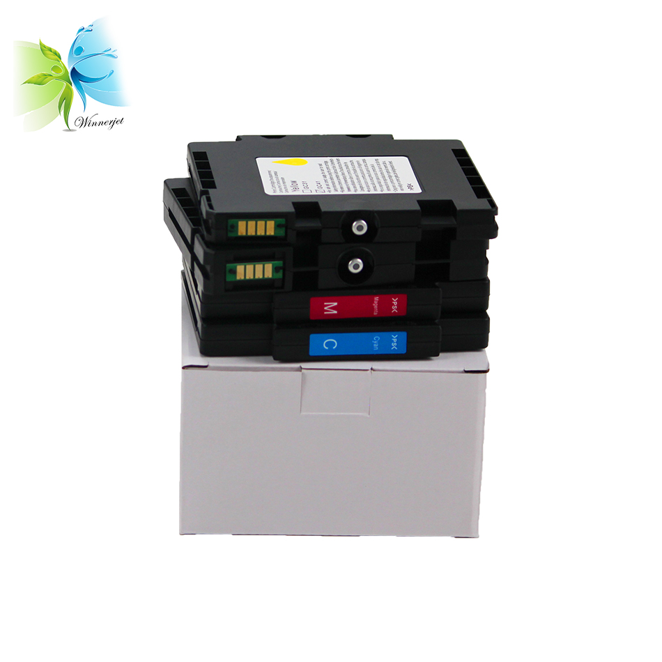 Winnerjet sawgrass sublijet r sublimation cartridge for Ricoh 2100 2100n 3100 3100dn 7100dn in Ink Cartridges from Computer Office