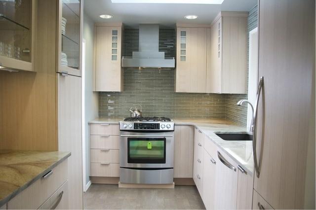 € 114.79 |2017 gabinete de cocina modular China nuevo diseño muebles  pintura de alto brillo blanco lacquere dular en Piezas y accesorios de  armarios ...