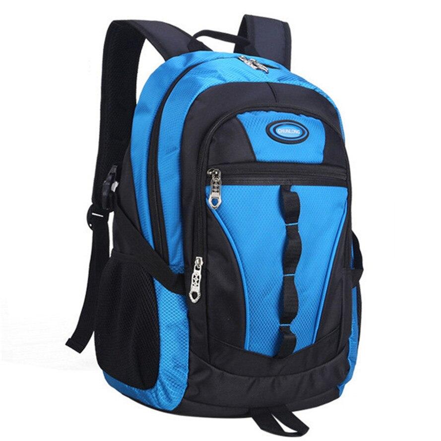 Fashion Children School Bags For Teenagers Boys Girls Orthopedic Nylon School Backpack Large Capacity Waterproof Satchel Mochila