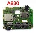Nueva original utilizado funcionaba bien proveedor placa madre mainboard placa madre para lenovo a830 envío gratis