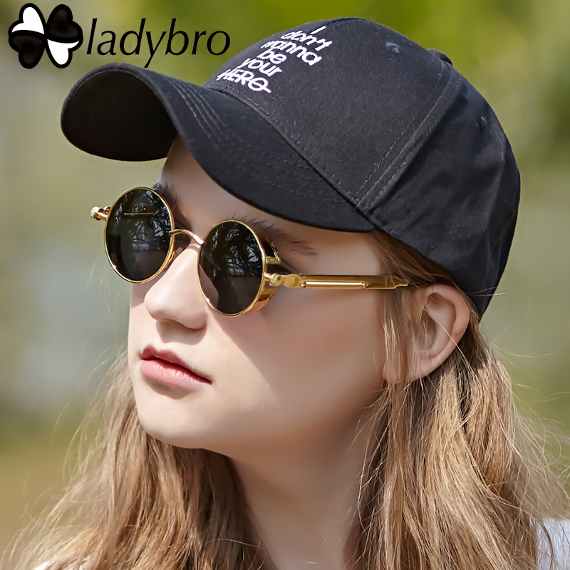 Ladybro Women Hat Cap Men Casual Letter I don't wanna be your HERO Baseball Cap Snapback Hats For Female Dad Hat Hip Hop Bone
