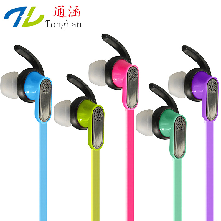 9228 Fashion Earphones Headsets Stereo Earbuds Sports For mobile phone MP3 MP4 For phone