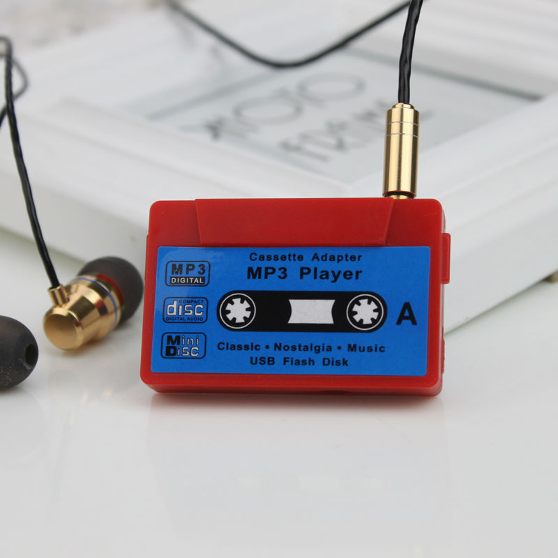 Хит продаж, подарок, мини mp3-плеер, портативный музыкальный плеер, поддержка 32 ГБ, слот для карт Micro TF (только Mp3), можно использовать в качестве...