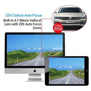 Image 4 - IP Camera WiFi 1080P Wireless PTZ Speed Dome CCTV 22X Zoom CCTV Security Cameras Outdoor Surveillance ip Camara exterior