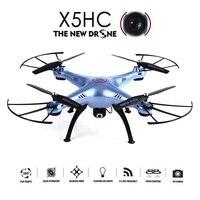 SYMA X5HC Drohne 2 0MP HD Camera Aviao Drones RC Quadcopter Headless Mode High Hold Mode