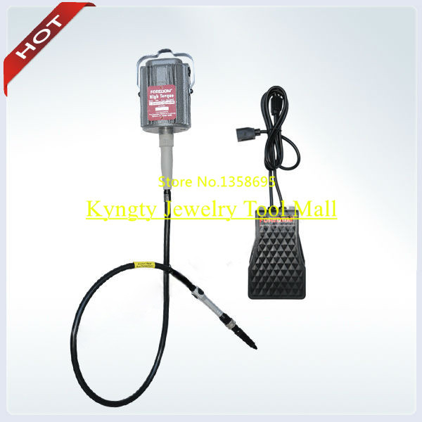 Foredom Polishing Motor Jewelry Tools SR Flex Shaft Machine Dental Lab Motor 18000 rpm 200 W Jewelry Tools and Equipment
