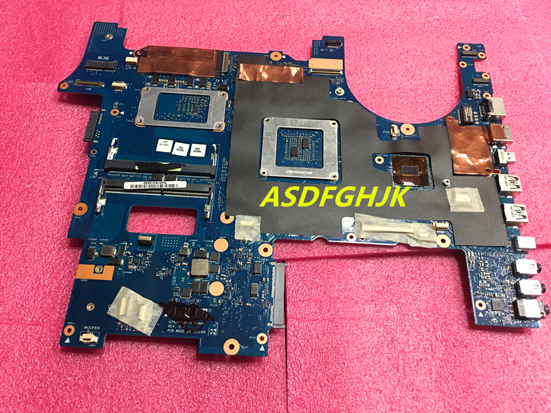 For ASUS G752VM G752VML G752VS font b LAPTOP b font Motherboard i7 6820 CPU GTX 1070